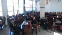 AK Partili Kadınlar Çayda Buluştu