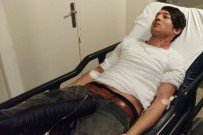 POLİS MERKEZİ - Aksaray'da Bıçaklı Kavga Açıklaması 1 Yaralı