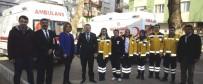 ACIL SERVIS - Alaşehir'de 112 Acil Servis İstasyonu Açıldı