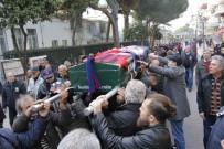 KOCAELISPOR - Altınordu'nun Efsanesi Muhterem Ar Toprağa Verildi