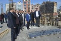 HÜSEYIN ANLAYAN - Anlayan Açıklaması 'Satışı Yapılacak Yerler Yeni Binayı Amorti Edecek'