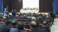 DIYALOG - Aşkale'de Muhtarlarla İstişare Toplantısı Düzenlendi