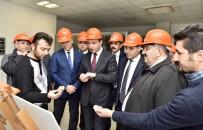 Bakan Yardımcısı Yegin'den Antalya OSB'ye Ziyaret