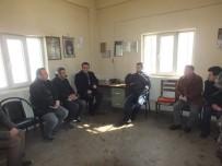 SONER KIRLI - Başakşehir Heyetinden Malazgirt Belediyesine Ziyaret