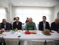 METIN KUBILAY - Başkan Altınok Öz, Elazığlılarla Kahvaltıda Bir Araya Geldi