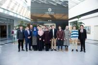 GEZİ OLAYLARI - Başkan Toru, Lise Meclis Başkanlarıyla Buluştu