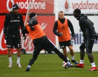 CANER ERKİN - Beşiktaş'ta Avrupa Mesaisi Başladı