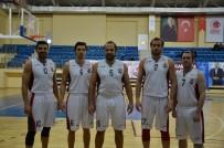 BASKETBOL KULÜBÜ - Bilecik Belediyesi Basketbol Kulübü, Balıkesir Deplasmanından Eli Boş Döndü