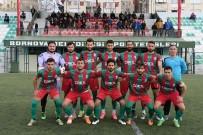EMRAH YıLMAZ - Bornova 1881 Spor Açıklaması 2- Foça Belediyespor Açıklaması 2