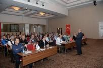 MEHMET ÖZHASEKI - Bursa Belediyeler Birliği Afyon'da Toplandı