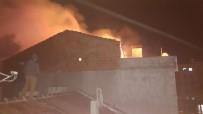 HAMIDIYE - Bursa'da Korkutan Yangın