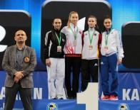 AZERI - Büyükşehirli Tokcan, Avrupa Şampiyonu Oldu