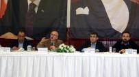 SELÇUK ÜNIVERSITESI - 'Cumhurbaşkanlığı Sistemi' Demre'de Konuşuldu