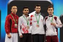 AVRUPA ŞAMPİYONU - Darıcalı Karateciler Avrupa Şampiyonası'nda Kürsüden İnmedi