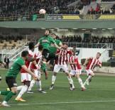 Denizlispor, Sivasspor'a Fırsat Vermedi