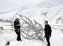 ELEKTRİK ENERJİSİ - Dicle Elektrik'ten Eksi 18 Derecede Hizmet
