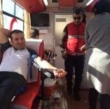 SOSYAL SORUMLULUK - Doubletree By Hilton Van Oteli Çalışanlarından Kan Bağışı