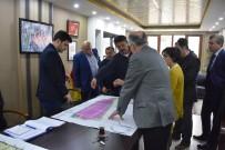 DEMİRYOLLARI - Dursunbey OSB'ye Lojistik Tren Yolu Hattı Yapılacak