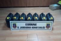 Edirne'de 330 Bin TL'lik Eroin Hammaddesi Ele Geçirildi