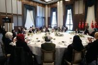Emine Erdoğan Suriyeli Kadınları Külliyede Ağırladı