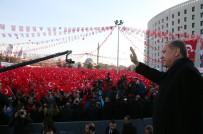 Erdoğan'ı 100 Bin Kişi Dinledi