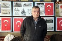 ESKİ FUTBOLCU - Eski Futbolcu Anılarını Kıraathanede Yaşatıyor