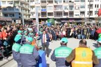 AHMET ATAÇ - Eskişehir Sokaklarında Eko-Şov Ritim Grubundan Müzik Şöleni