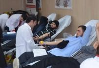 ÖZGÜRLÜK - Fatsa'da Kan Toplama Kampanyası