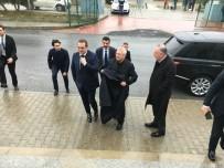 FENERBAHÇE BAŞKANI - Fenerbahçe Başkanı Aziz Yıldırım, 'Şikede Kumpas' Duruşması İçin Silivri'de