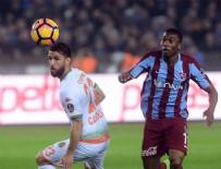 Trabzon Alanya'yı geçemedi