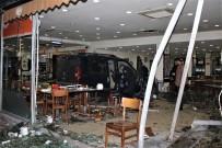 METRO İSTASYONU - Gasp Ettiği Araç İle Köfteciye Dalan Katil Zanlısı 230 Promil Alkollü Çıktı