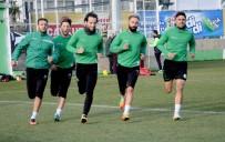 DEVRE ARASı - Giresunspor, Elazığspor Hazırlıklarına Başladı