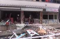 KANARYA MAHALLESİ - İstanbul'da Doğalgaz Patlaması Açıklaması 1'İ Ağır 7 Yaralı