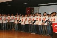 EGE ÜNIVERSITESI - İzmir'de Öldürülen Fırat Çakıroğlu Bolu'da Anıldı