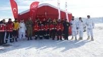 SAĞLIK PERSONELİ - Kars Sağlık Müdürlüğünden 24 Personel, TSK'nın 2017 Kış Tatbikatında Görev Aldı