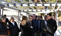 BİSİKLET YOLU - Kepez'den 65 Bin Metrekarelik Temalı Park