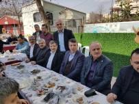 İLYAS ŞEKER - Körfez'de 'Hamsi' Buluşması