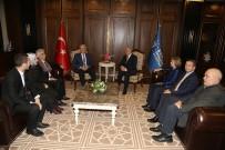 BAĞIMSIZLIK GÜNÜ - Kosova Büyükelçisinden Büyükşehir'e Ziyaret