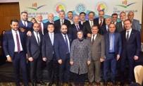 KAYSERI TICARET ODASı - KTO'nun, Gelecek Kayseri'de Ödül Töreni Bakan Özhaseki'nin Katılımı İle Gerçekleştirildi