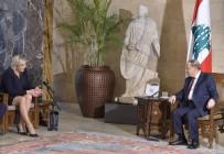 Marine Le Pen Lübnan'da
