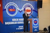 Memur-Sen Genel Başkan Yardımcısı Esen Açıklaması 'Türkiye'nin Ekonomik İstikrarı İçin 'Evet' Diyoruz'