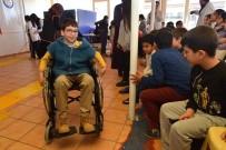 ŞAHIT - Mersin'de 'Engelleri Empati İle Aşalım' Etkinliği