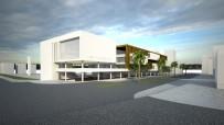 AKILLI BİNA - Mezitli Belediyesi, Yeni Hizmet Binası İçin İhaleye Çıkıyor