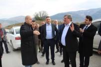 SICAK ASFALT - Milletvekili Çaturoğlu, Ereğli-Devrek Yolunu İnceledi