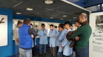 RÜZGAR ENERJİSİ - Öğrenciler RES Stajı'nı Tamamladı