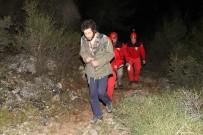 KAYAKÖY - Ormanda Kaybolan Üniversite Öğrencilerini AKUT Buldu