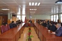 FEYAT ASYA - Osmanlı Ocaklarından Başkan Asya'ya Ziyaret