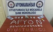 METAMFETAMİN - Polis Zehir Tacirinin Üzerinden Çıkanlarla Şok Oldu