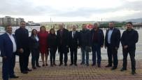 Rektör Hoşcoşkun'dan Atlıspor Kulübü Tesislerine Ziyaret