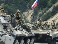 Rus askerlere bombalı araçla saldırı!